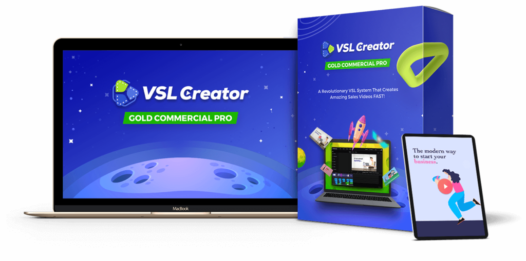 vsl creator software