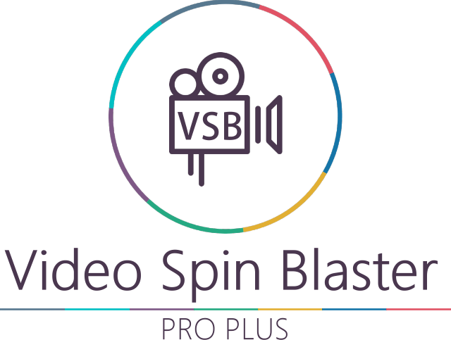 Video Spin Blaster Pro Software