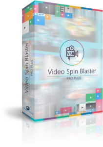 video spin blaster software