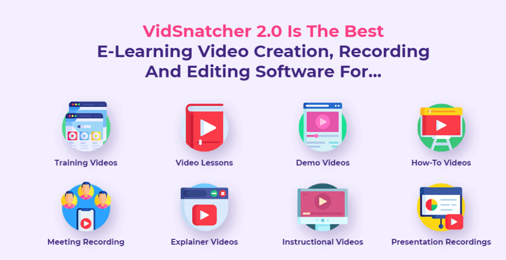 vidsnatcher 2 video editor software