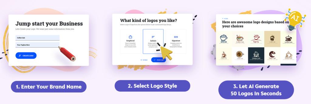Design Beast Ai Powered Logo Maker